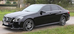 CAMARGUE VTC Premium - voiture de luxe avec chauffeur